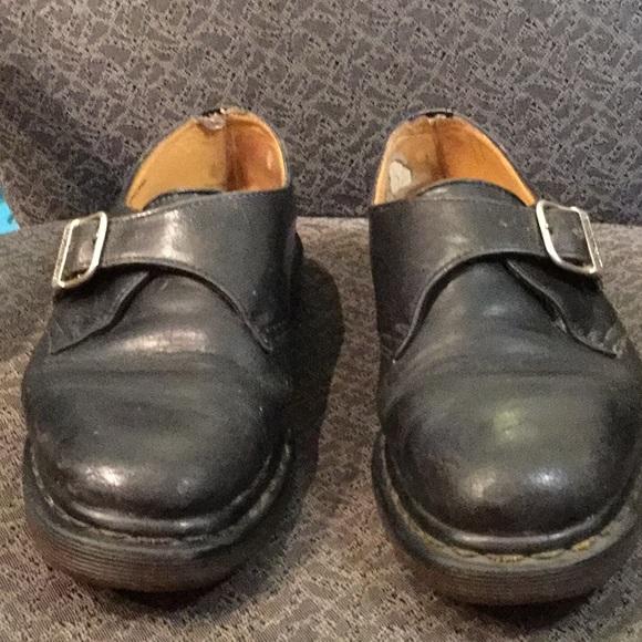 Dr Martens Air Cushion Sole Shoes